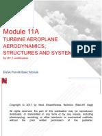 M11A-Turbine Aeroplane Aerodynamics, Structures Ans Systems (B1.1) Rev.00
