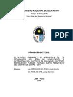 Ejemplo Proyecto de Investigacion DESARROLLADO