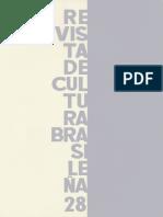 28 Revista de Cultura Brasileña