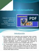 Conexión de Condensadores