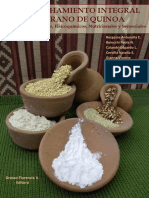 Aprovechamiento Integral Del Grano de Quinoa