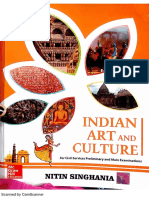 Nitin Singhania - Art and Culture Complete Book