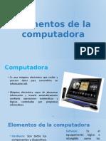 Elementos de La Computadora