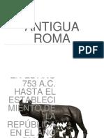Roma Presentación