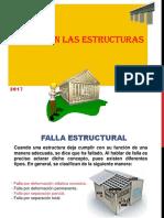 Fallas en Las Estructura