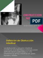 Obstruccion Intestinal