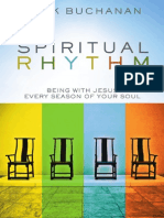 Spiritual Rhythm by Mark Buchanan, Excerpt