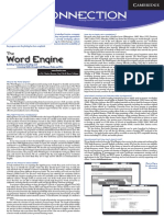 The Word Engine