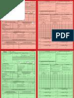 Formatos a B y Certificados Del SPPTR-2016 Rev0