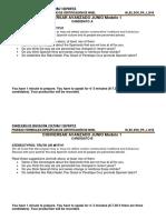 Inglés Avanzado-B2. Expresión Oral. Conversar. Prueba (2)