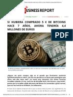 Bitcoins - Cómo Comprar