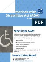 americans with disabilities act antonio trujillo fall 2017