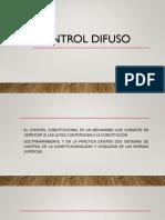 Control Difuso