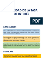 LA PARIDAD DE LA TASA DE INTERÉS.pptx