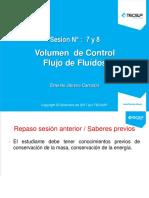 Mecanica de Fluido - Sesion 7 y 8 - Flujo de Fluidos (1)tecnologia mecanica electrica