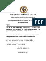 plan de mantenmiento despulpadora.pdf