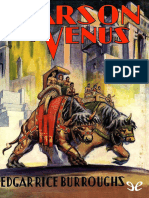 Carson de Venus - Edgar Rice Burroughs