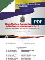 Plan de Monitoreo Seguimiento y Evaluacion Del Pei 2015-2019
