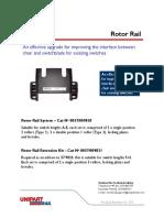 Rotor Rail