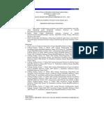 Peraturan Presiden Tahun 2010 081 10 Reformasi Birokrasi