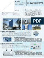 Ekologi Arsitektur - Dubai Chamber