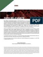 20170216_Fato Relevante_Novo Acordo Standstill