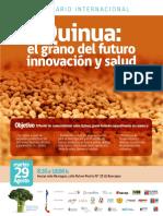 Programa Seminario Quinua PDF
