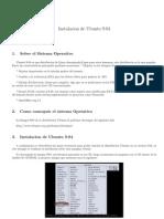 Manual 1 - Instalación de Ubuntu