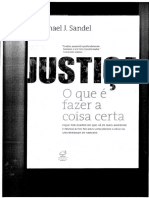 Texto Do Sandel - Justica