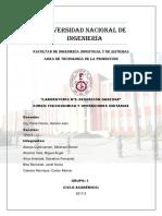 Desorcion Informe Final