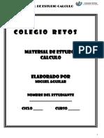 Material de Estudio Calculo Perzonalizada 2016-1