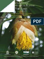 Listado de Las Plantas Vasculares Del Departamento de Antioquia Vol II