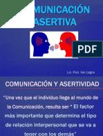 COMUNICACION ASERTIVA CFE
