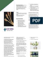 Leaflet Perawatan Kateter Urine