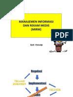 9 Manajemen Informasi Rekam Medik