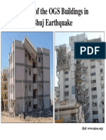 Failure of the OGS Buildings in Bhuj Earthquake