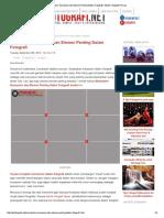 Memahami Komposisi Dan Elemen Penting Dalam Fotografi _ Teknik Fotografi Pemula