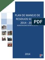 Plan de Manejo de Residuos Sólidos ate 2014-2018 (1).pdf