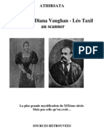 Arthirsata - L Affaire Diana Vaughan - Léo Taxil  au scanner