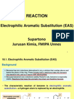 Aromatik Reaction
