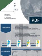 Argentina Parlamentarias 2017. Resultados y Prospectivas