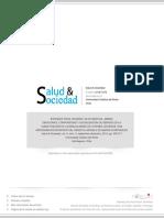 Ricardo Espinoza. Corporeidad y Socializacion de Genero en La Subjetivación de La Masculinidadde Jovenes de Chile