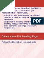 native american societies pptx
