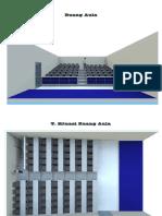 Desain Ruang Infrastruktur Akademik