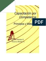 Capacitación por Competencia. Principios y Métodos