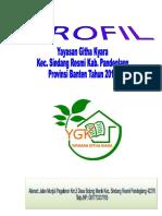 Profil Yayasan Ghita Kyara