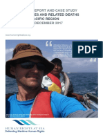 HRAS - Investigative Report and Case Study - Fisheries Abuses and Related Deaths at Sea in the Pacific Region - 01 Dec 2017