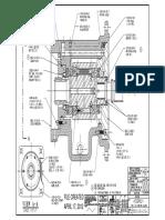 Hydraulic Clutch Drawing