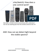 electromagnetic spectra short