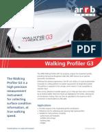 Arrb Walking Profiler WP-G3
